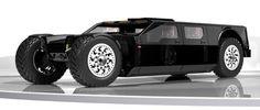 Shadow Hawk - Concept Vehicle