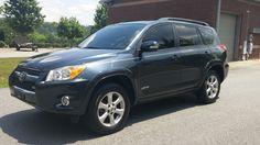 2010 Toyota Rav4 Limited, 76,000 miles, Navigation. off-lease unit...