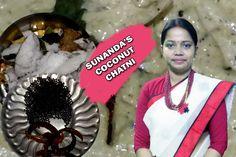 http://www.sunandaskitchen.com #coconutchatni, #southindiancoconutchatni, #southindianchatni, #chaat