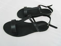 Items similar to Handmade Women Sandals with Flowers, Flat Leather Sandals,Flatform shoes,Beach Sandals,Summer Shoes Sandals for Women on Etsy Roman Sandals, Greek Sandals, Strappy Sandals, Black Sandals, Gladiator Sandals, Shoes Sandals, Shoes Too Big, Leather Sandals Flat, Summer Shoes