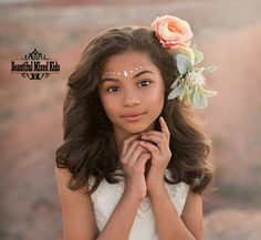 Olivia - 9 Years • Spaniard & African American ❤ FOLLOW @beautifulmixedkids on instagram WWW.STYLISHKIDSAPPAREL.COM