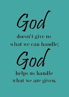 Amen and prayer of strength