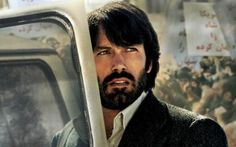 Ben Affleck in Argo: He made pretending to be in the 80s look good.