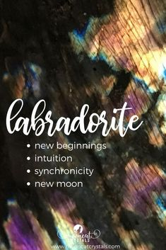 Labradorite gemstone metaphysical and crystal healing properties
