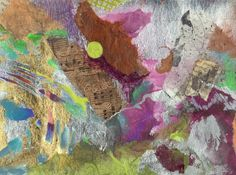 The Latest Work by Christine McIntyre-Hannon: Thirty Paintings in 30 Days