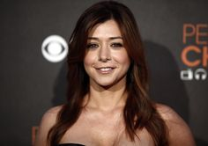 Alyson Hannigan, this is another member of the How I Met Your Mother crew. She played Lily Aldrin that was married to Marshall Eriksen, How I Met Your Mother is what she's mostly famous for. I chose Alyson because How I Met Your Mother is my favorite Tv show and I thought she was really good in the show.