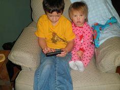 Gabe and Morgan