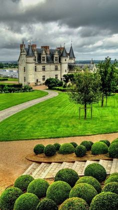 Château d'Amboise, France -- by Tomáš Kulich : Source : http://500px.com/photo/28196025