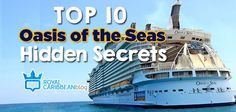 Royal Caribbean's Oasis of the Seas is as impressive as she is large and when you have a ship this big, it's easy to miss something. We present our ...