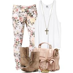 sunday sommer/spring chick outfit