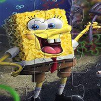 Spongebob Squarepants Jigsaw