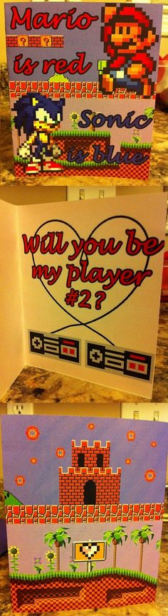 Now that's a Valentine's Day card I could love :)