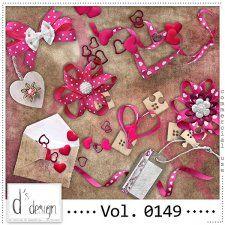Vol. 0149 - Love Mix  by Doudou's Design  cudigitals.com cu commercial scrap scrapbook digital graphics#digitalscrapbooking #photoshop #digiscrap
