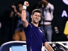 Novak Djokovic wins to set up Australian Open semifinal showdown vs. Roger Federer