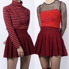 Korean Fashion – How to Dress up Korean Style – Designer Fashion Tips Women's Fashion Dresses, Skirt Fashion, Boho Fashion, Womens Fashion, Fashion Design, Fashion Black, Clueless Outfits, Twin Outfits, Rave Outfits