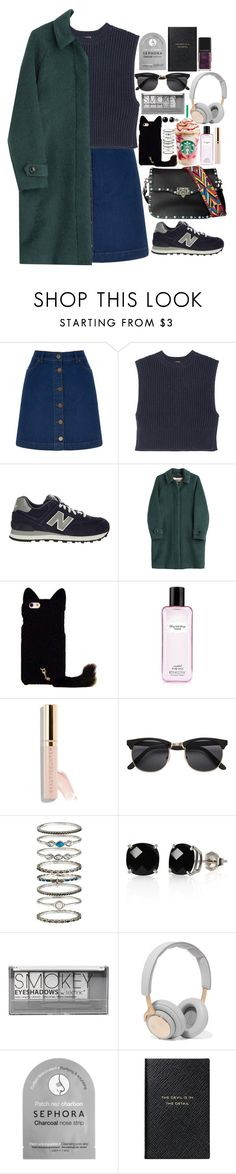 """""""❤"""" by polinachaban ❤ liked on Polyvore featuring Oasis, ADAM, New Balance, Burberry, Victoria's Secret, Beautycounter, H&M, Accessorize, Belk & Co. and Boohoo"""