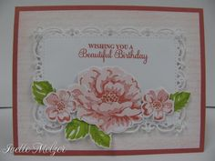 Beautiful blooms - pink