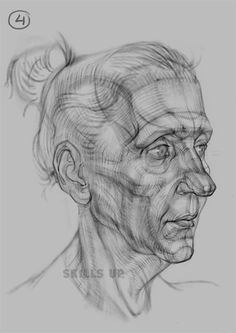 Learn To Draw People - The Female Body - Drawing On Demand Anatomy Sketches, Body Sketches, Anatomy Art, Anatomy Drawing, Drawing Sketches, Drawing Heads, Human Drawing, Body Drawing, Life Drawing