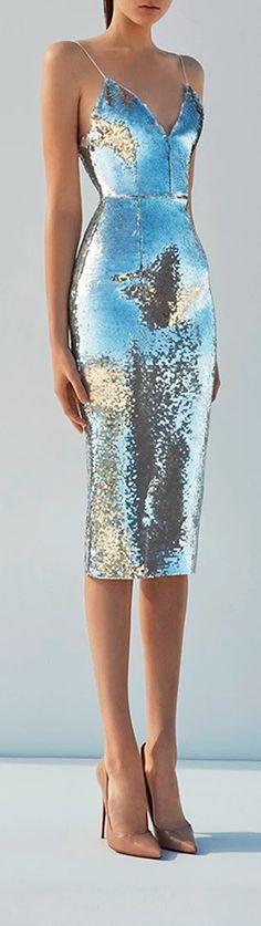 Alex Perry Leighton Lady Dress