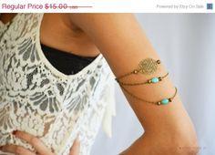 INVIERNO venta brazal esclava pulsera brazo por FunnyPeopleCo, $12.00