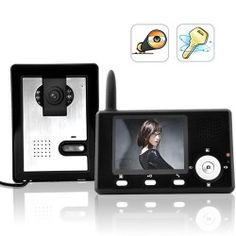 Wireless Video Door Phone $169.21 (Auction ID: 100522, End Time : Jan. 01, 2013 20:02:51) - auctionhousedirect