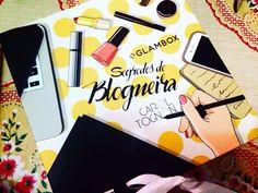Makes & Afins : Glambox Segredos de Blogueira