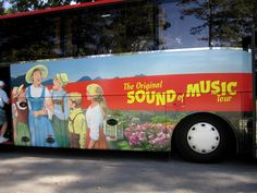 Sound of Music Tour  Saltzburg, Austria  July, 2002