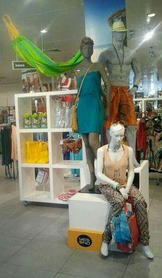 Retail Design | Shop Design | Fashion Store Interior Fashion Shops |Winkelpresentatie Zomer