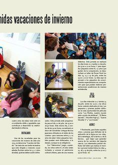 Revista Kimelchén Julio 2014