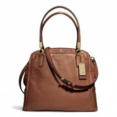 Coach :: MADISON MINETTA IN LEATHER $199. I want this!!!!!