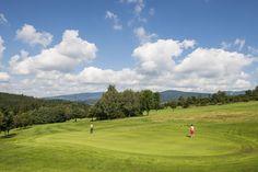 Das #Mühlviertel beim #Golfen entdecken. Weitere Informationen zu #Golfurlaub im Mühlviertel in #Österreich unter www.muehlviertel.at/golfen - ©Oberösterreich Tourismus/Erber Hotels, Golf Courses, Tourism, Environment