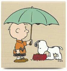 Charlie Brow & Snoopy