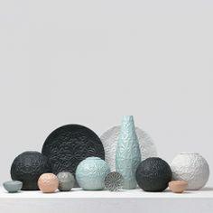 Køb AEO Studio - Dusty Diamonds - High Vase - Vase