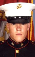 Marine Lance Cpl. Jacob A. Ross  Died March 24, 2010 Serving During Operation Enduring Freedom  19, of Gillette, Wyo.; assigned to the 2nd Battalion, 2nd Marine Regiment, 2nd Marine Division, II Marine Expeditionary Force, Camp Lejeune, N.C.; died March 24, while supporting combat operations in Helmand province, Afghanistan.