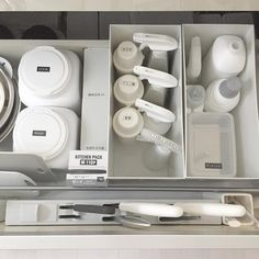 Media?size=l Home Office Organization, Storage Organization, Room Tour, Muji, Keep It Simple, White Houses, Bed & Bath, Kitchen Storage, Cleaning