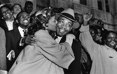Martin Luther King Jr. & his lovely wife, Coretta!