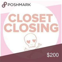 First offer takes all Make an offer on this posting and you will get everything in my closet for that price plus the shipping. I have to close my closet because I am moving. You will also get about ten extra items in your package of stuff I don't have listed. Mostly name brand stuff!! 4 tshirt 4 dresses 4 long sleeves 2 sweaters 5 tank tops 1 pj pants 1 workout pants 1 pj shorts 1 nightgown 1 skirt 1 pair of sandals 3 movies and an arm phone band and a scarf Victoria's Secret Intimates…