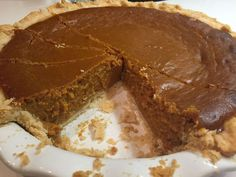 BEST DEEP DISH PUMPKIN PIE! So simple and yet so yummy!! It;s not too crazy on the spices either - but the perfect balance. #recipesbyjenn Pastry Shells, Pie Shell, Pumpkin Pie Recipes, Homemade Pie, Oven Racks, Whipped Topping, Deep Dish, Spices, Dishes