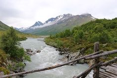 This picture was taken in July It is from Leirdalen in Jotunheimen, Norway. In this area you could find some of the highest mountains in Europe. Poster Prints, Posters, Norway, Europe, Mountains, Water, Pictures, Photography, Travel
