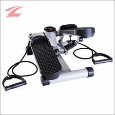 ZNL-Mini Stepper - Step Trainer Sport Fitness Gerät mit Expander TBJ-02