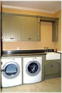 Laundry room Counter top Ideas Layout
