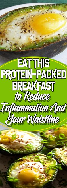 Eat This Protein-Packed Breakfast to Reduce Inflammation And Your Waistline #vegan #veganfood #foodlover #comfortfood #veganrecipes #veggies