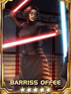 Barriss Offee [Fallen Jedi]