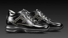 Le nuove scarpe Hogan Interactive inverno 2012 2013 borchiate