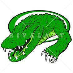 swim team crocodile clipart - Google Search