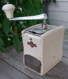 Small Vintage Mokka KYM-KYM Coffee and Spice Grinder - Germany