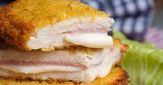 Escalope de dinde en cordon bleu (facile, rapide) - Une recette CuisineAZ