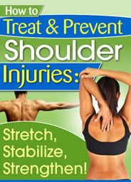 Use these shoulder rehab exercises following surgery or just to prevent future injuries.  Video and pictures for you to follow for the most effective results.