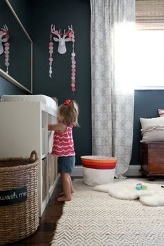 Nursery via House Tweaking