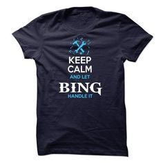 BING TSHIRT THIS GIRL LOVES HER BING - Coupon 10% Off